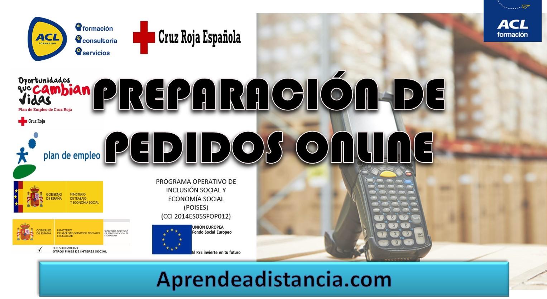 PREPARACIÓN DE PEDIDOS ONLINE (BADAJOZ)
