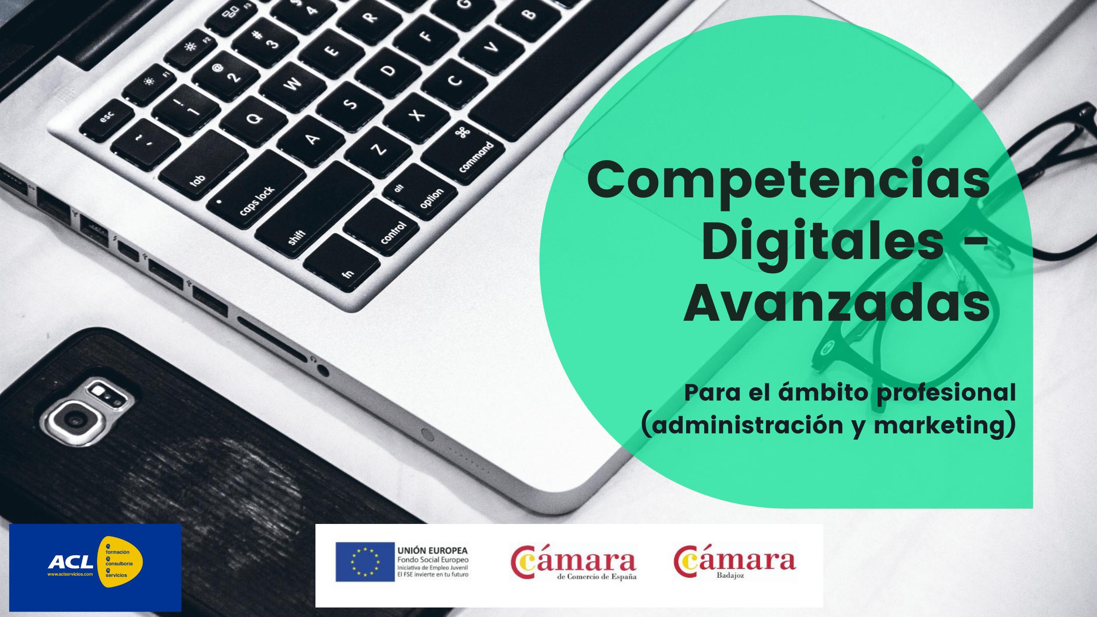 COMPETENCIAS DIGITALES AVANZADO - 064110526