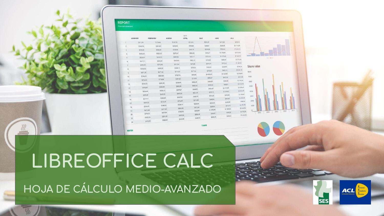 HOJA DE CÁLCULO - MEDIO - AVANZADO